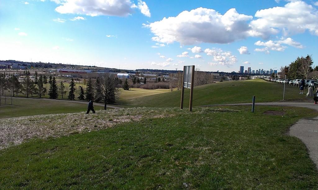 Kanada Calgary park