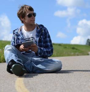 Martin Rosulek digital nomad