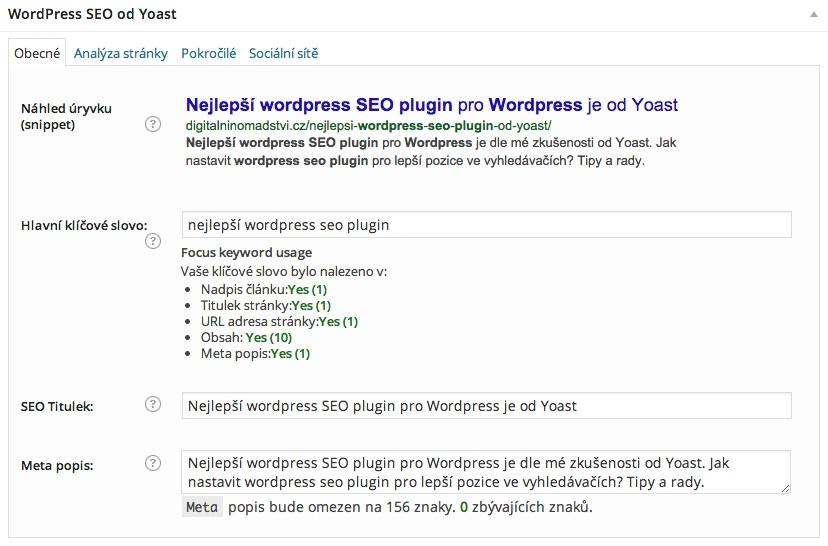 wordpress seo plugin yoast1