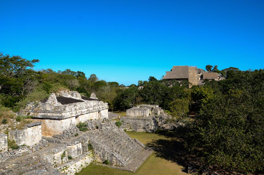 Ek Balaam ruiny Mexiko02
