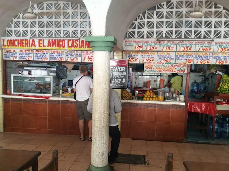 El Amigo Casiano Vallidolid Mexiko
