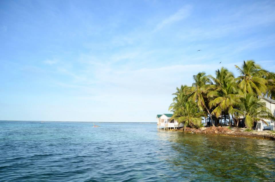 Tabacco Caye Island Belize