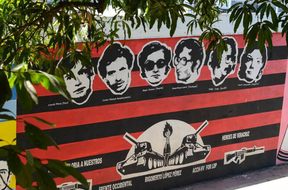 Museum of Revolution Leon Nicaragua