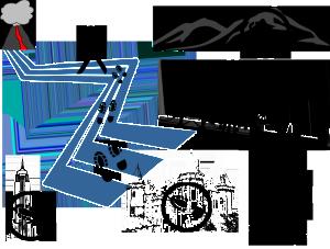 logo nohy na cestach