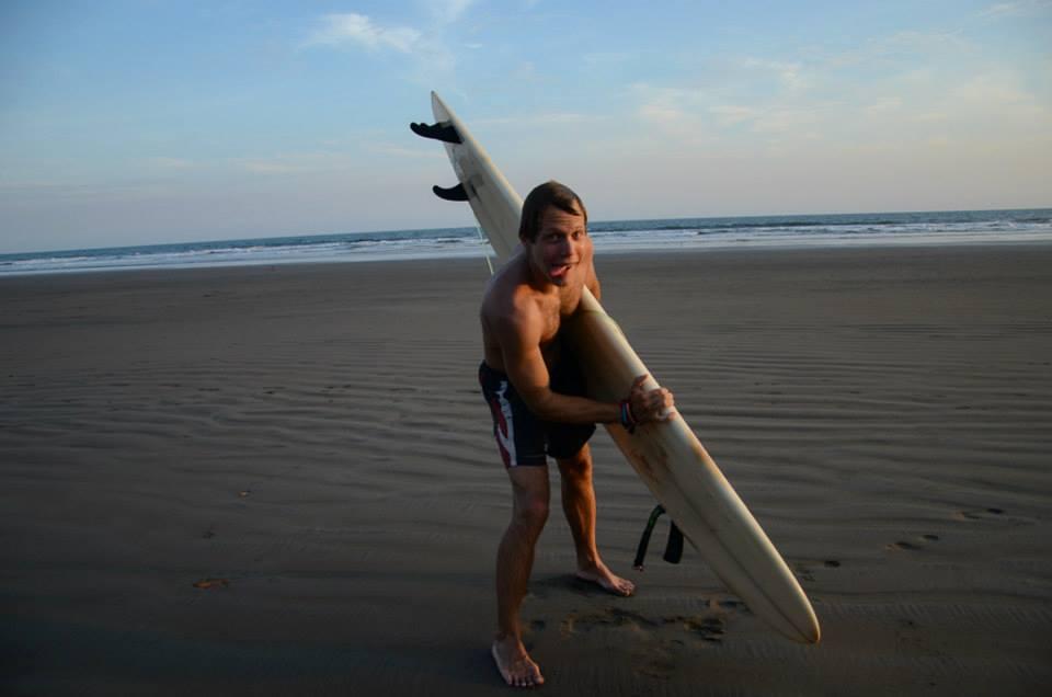 Surfování Salvádor