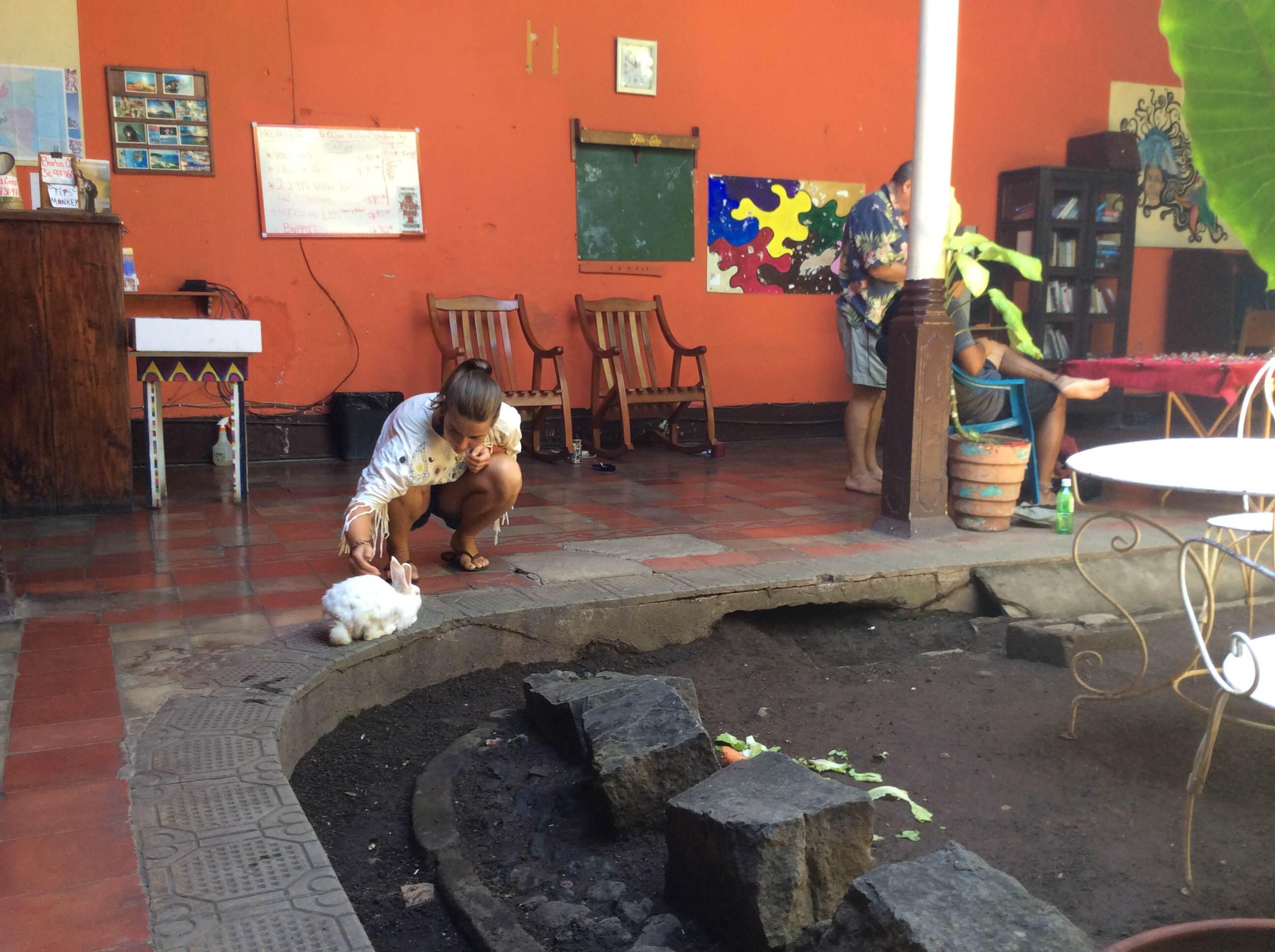 Granada Nicaragua backpacking