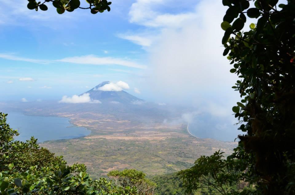 Ometepe Island Conception Vulcan