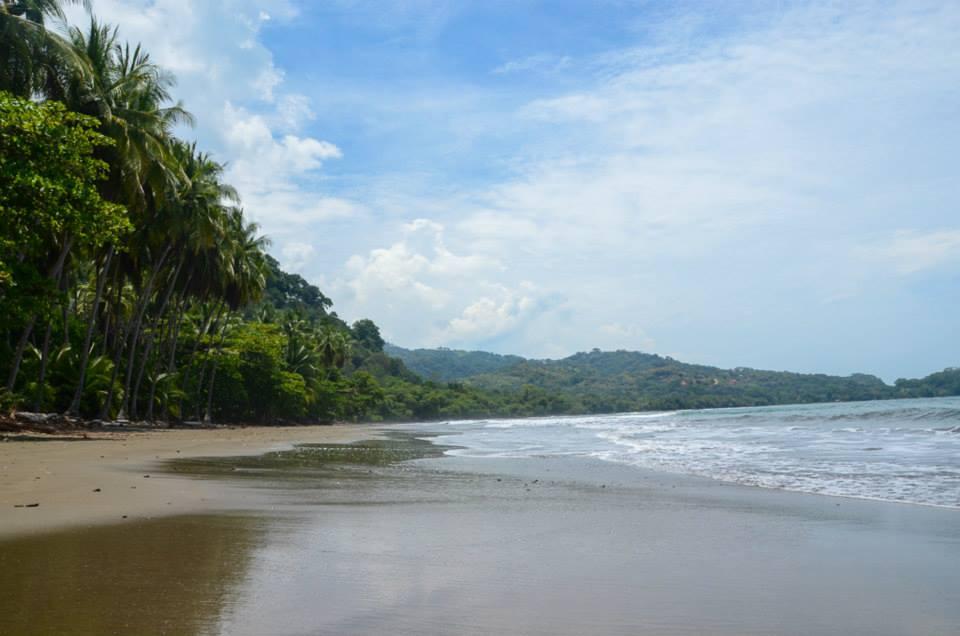 Kostarika pláže