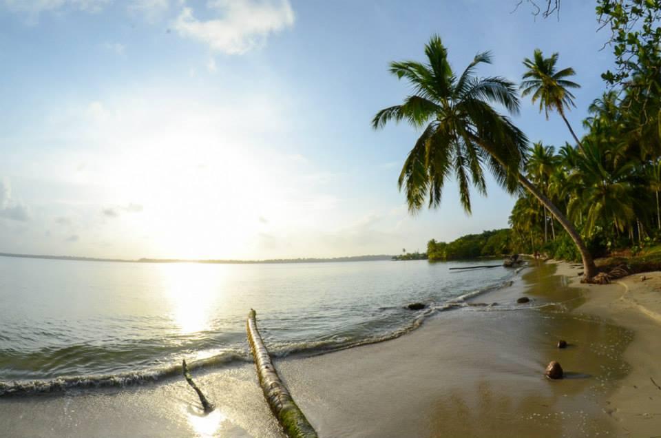 Bocas del Toro ostrovy Panama