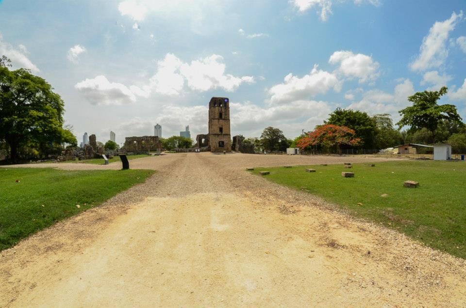 Panama City Panama Viejo