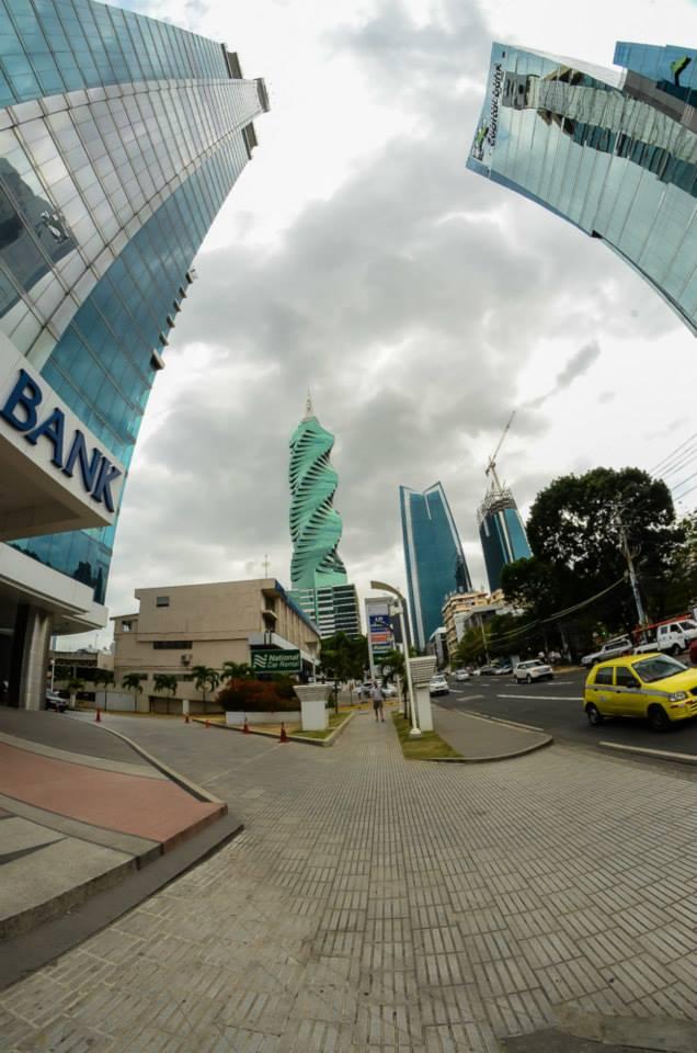 Panama City mrakodrapy