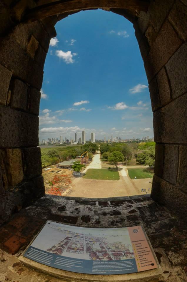 Panama Viejo Panama City