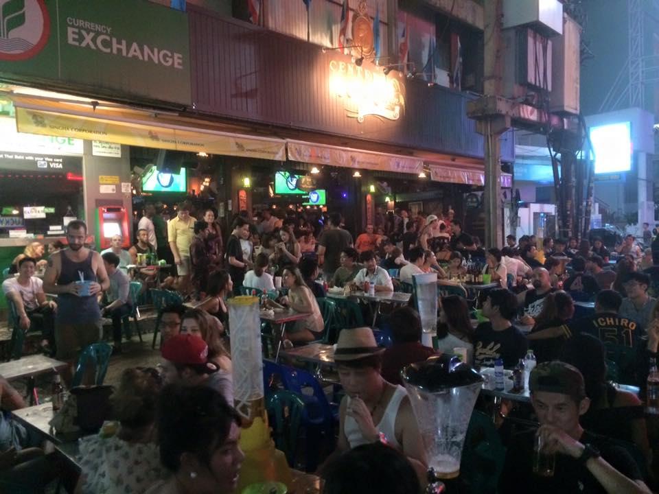 Koa San Road Bangkok