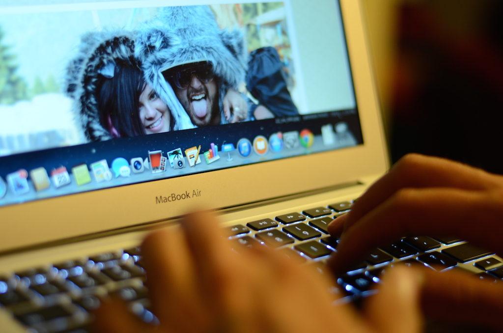 Práce IT digitální nomádi