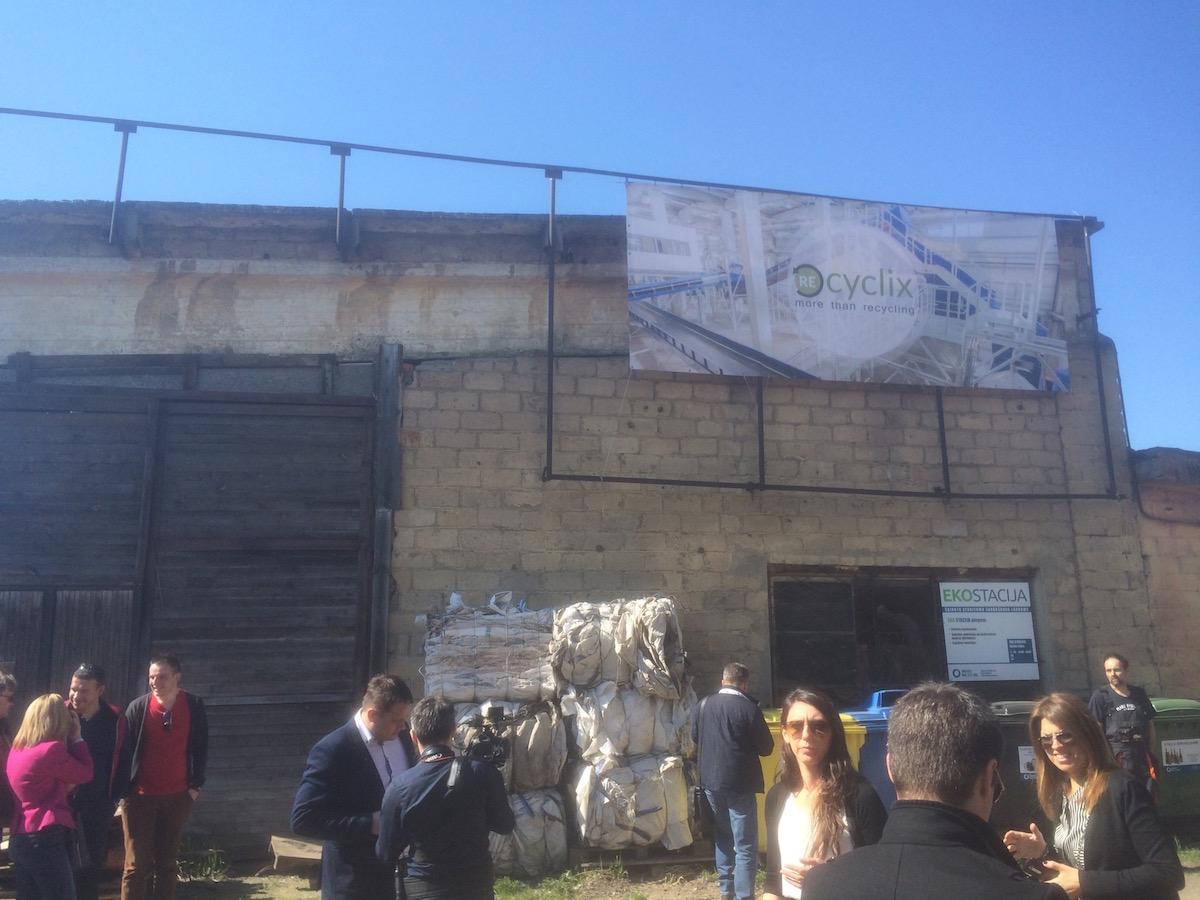 Továrna Recyclix