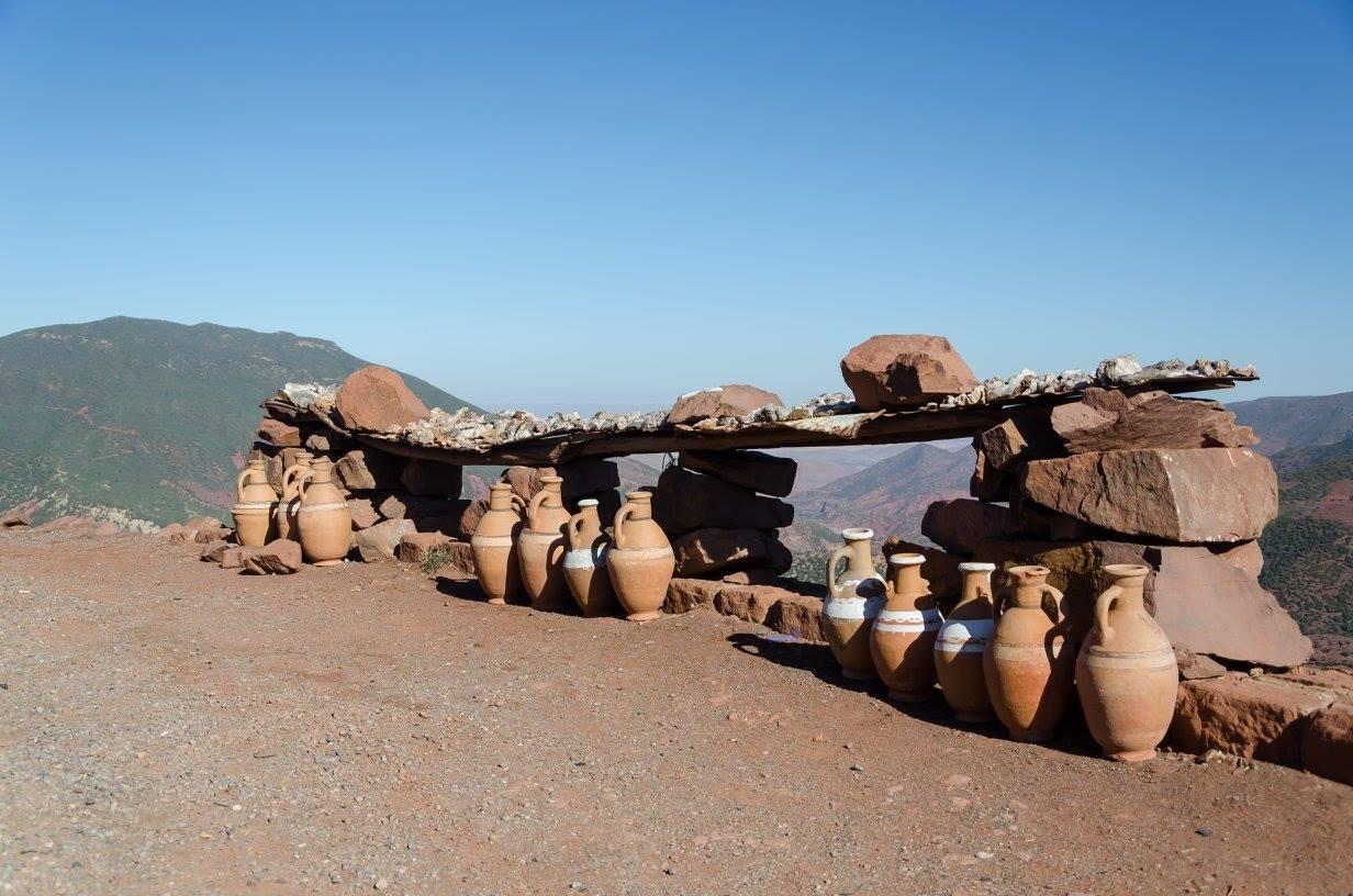 Atlas v Maroku