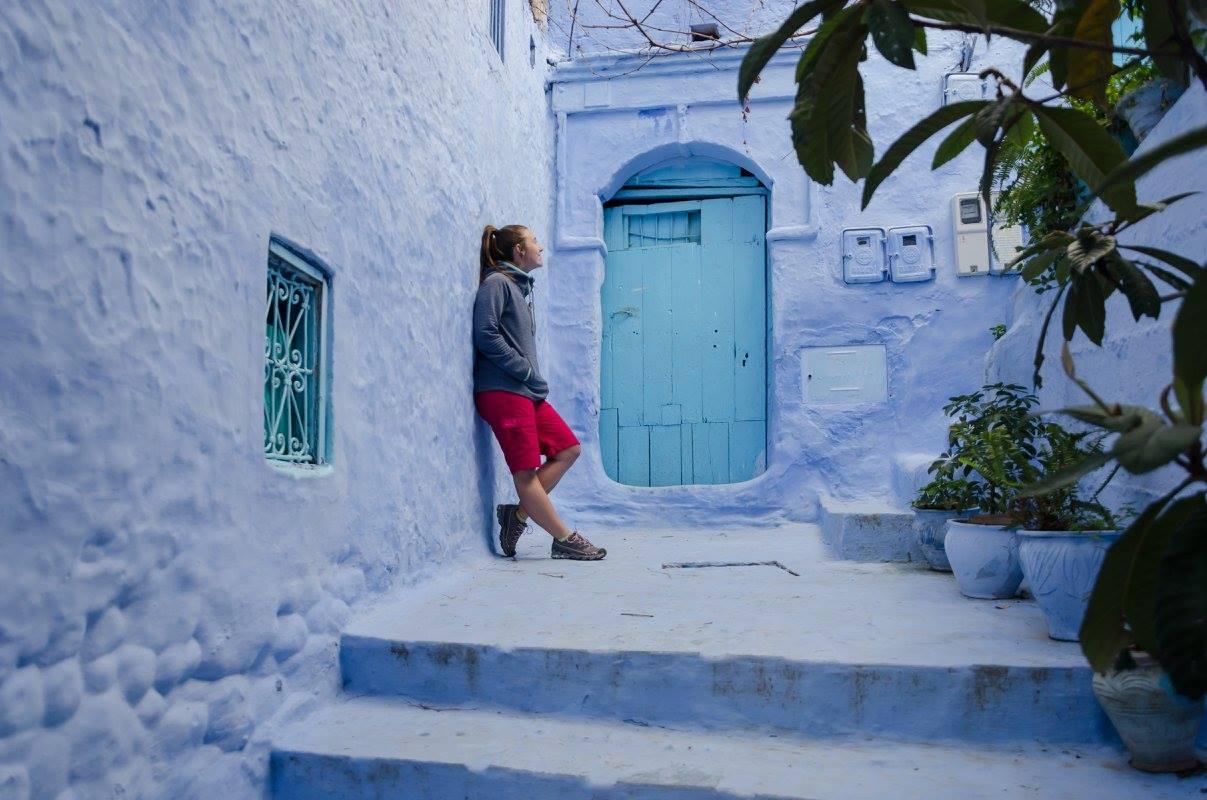 Chefchaouen Maroko 01