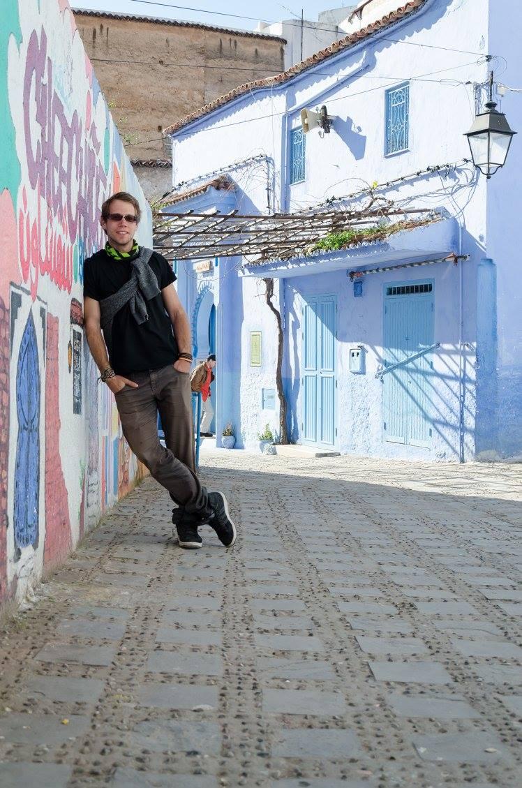 Chefchaouen Maroko 02