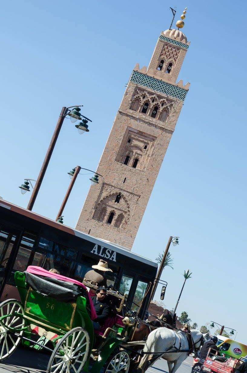 Marakéš Maroko