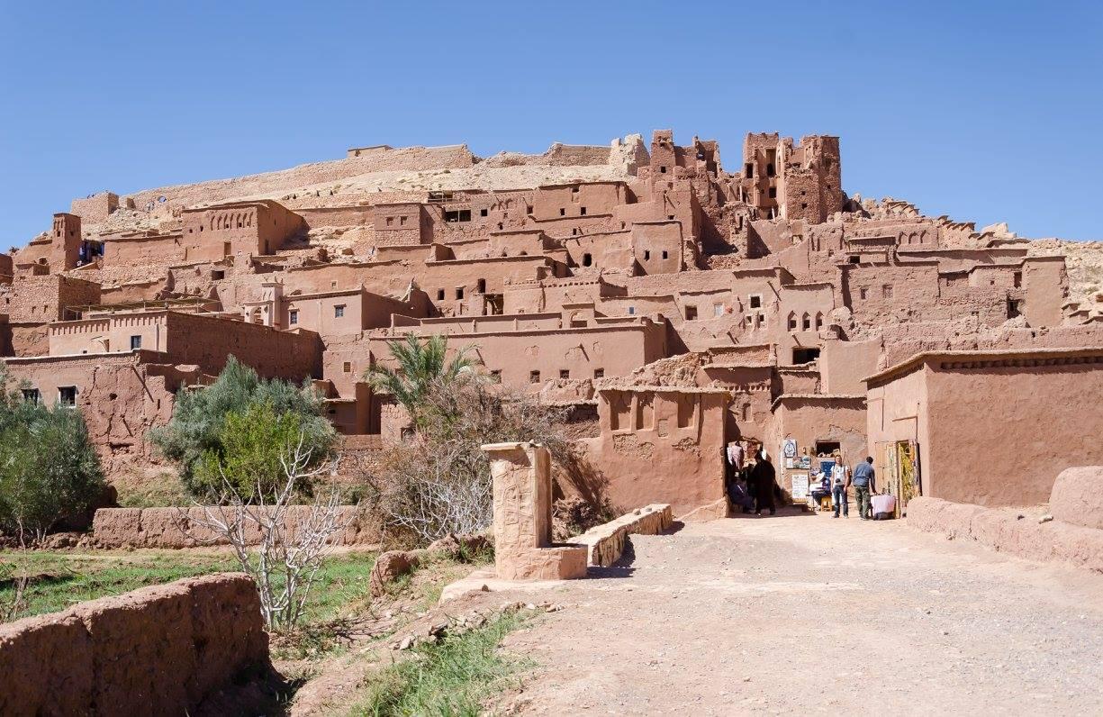 Maroko památky