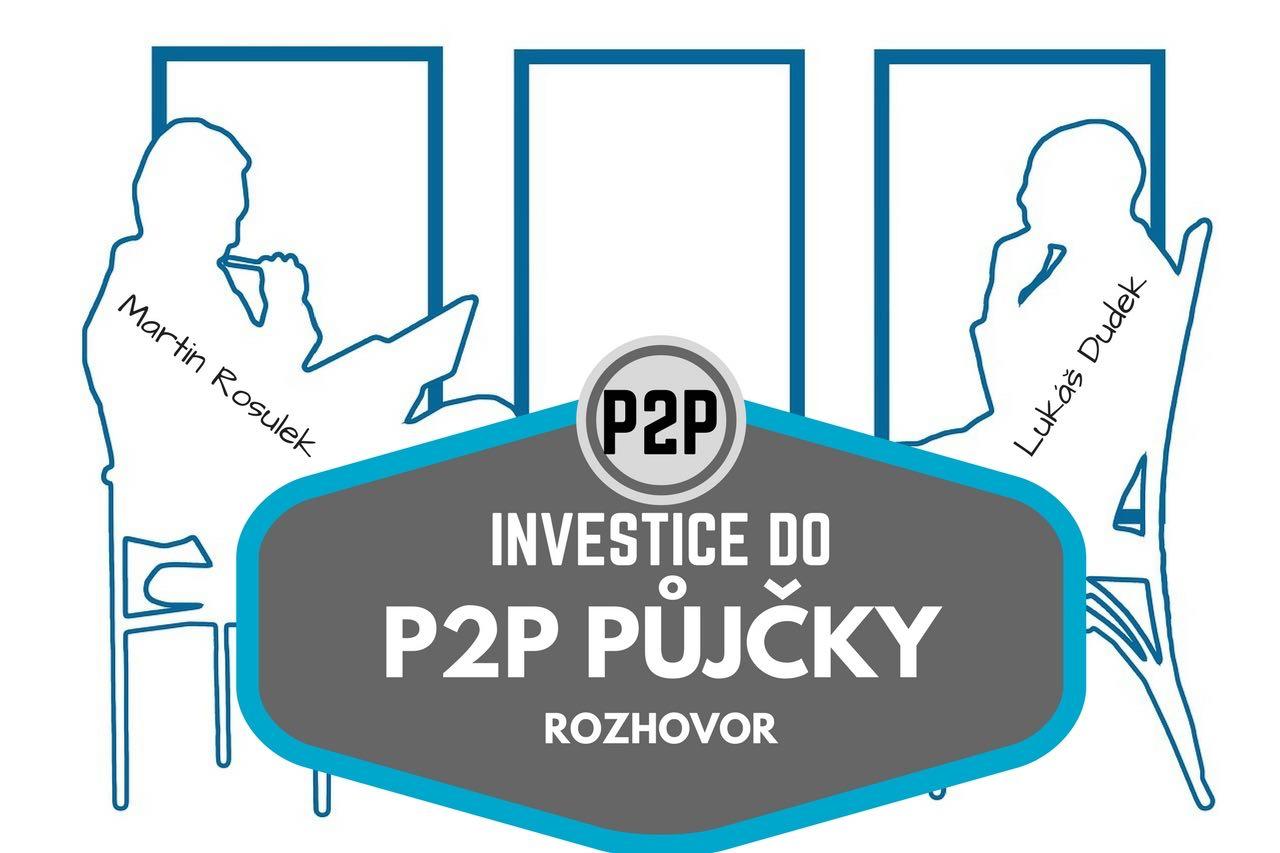 investování do P2P půjček
