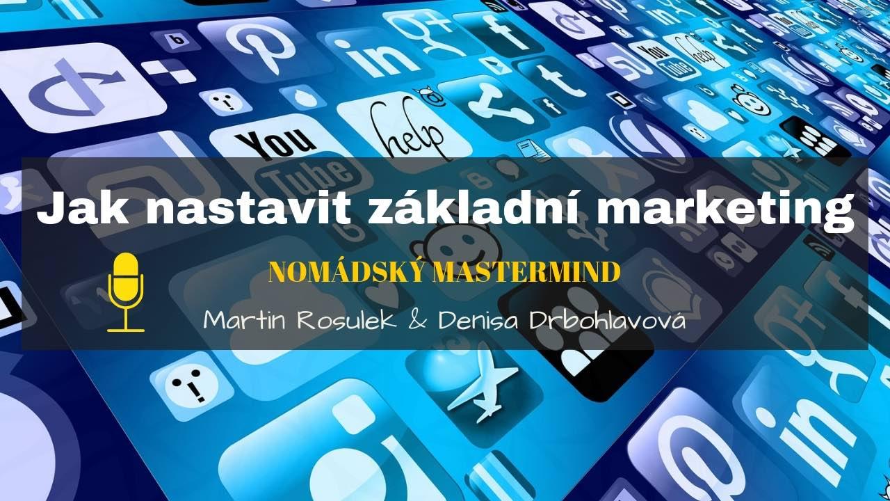 základní marketing online