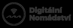 logo digitální nomádství