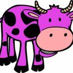 efekt fialové krávy