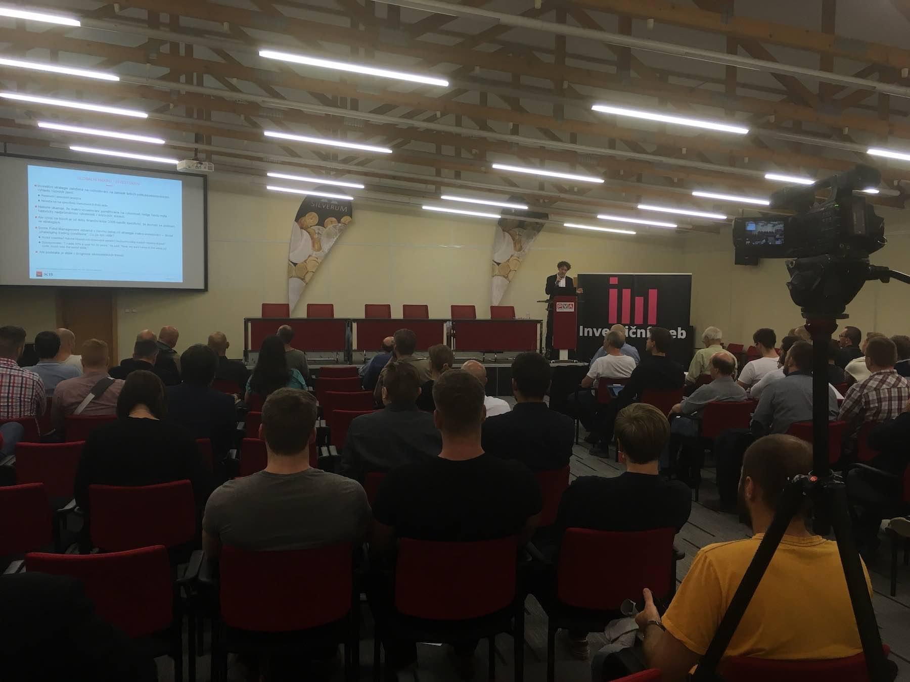 investiční konference investor prague show 2019