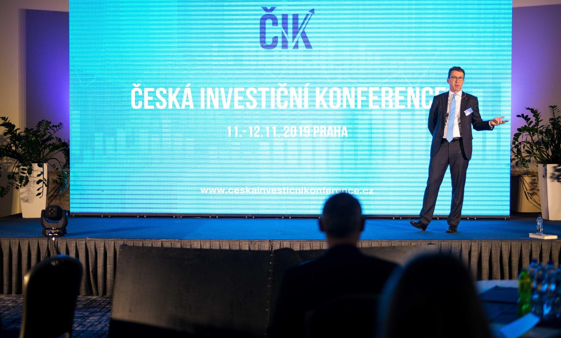 česká investiční konference 2019