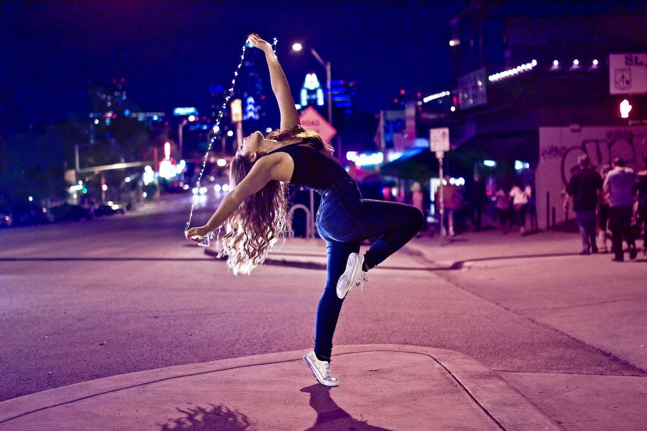 tancování online
