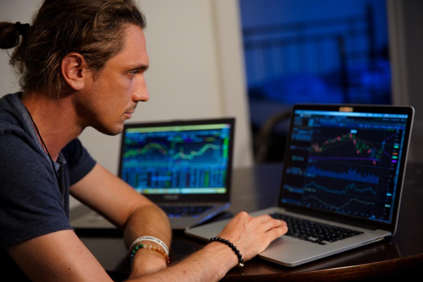 investování trading