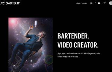 barman digitální nomád