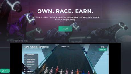 digitální koně dostihy Zed Run